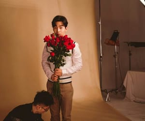 actor, Henry Lau, and kpop image