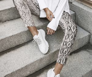 pants, sneakers, and style image