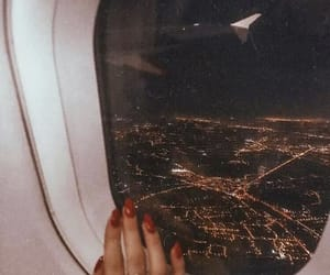 travel, nails, and city image
