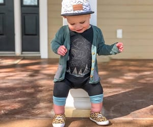 baby, boy, and baby fashion image