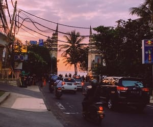 bali, beach, and indonesia image