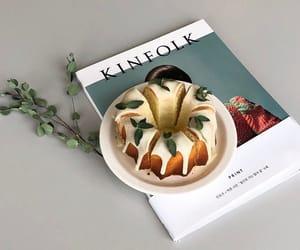 cake, kinfolk, and bundt image