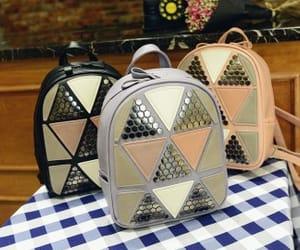 fashion, backpacks, and bags image