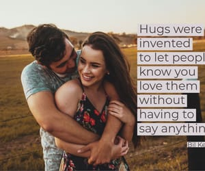hug, love quote, and hug quotes image