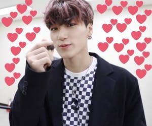 hearts, kpop, and meme image