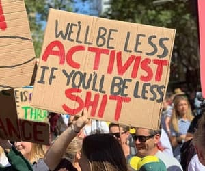 activism, activist, and aesthetic image