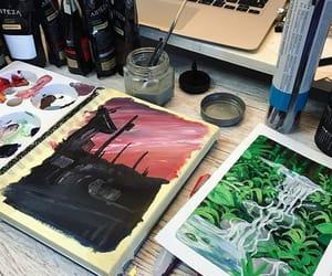art, inspiration, and artsy image