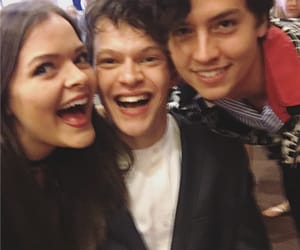 comic con, cole sprouse, and speechless image