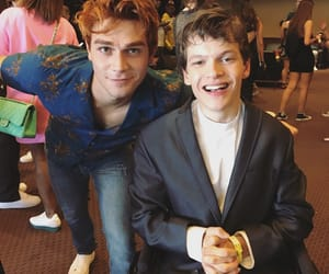 comic con, speechless, and riverdale image