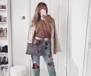 fashion, ootd, and style girly image