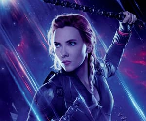 Avengers, black widow, and Marvel image