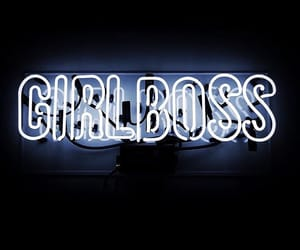 girl, boss, and girlboss image