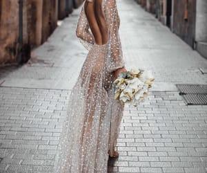 belleza, elegancia, and nupcial image