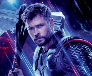 thor, endgame, and Avengers image