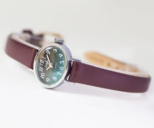 etsy, unique gift watch, and oval women watch image
