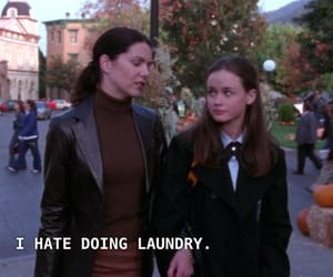 autumn, gilmore girls, and rory gilmore image