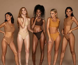 body, fashion, and girl power image