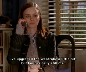 gilmore girls, rory gilmore, and alexis blendel image