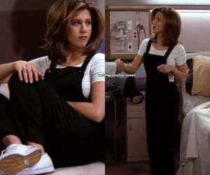friends, outfit, and rachel image