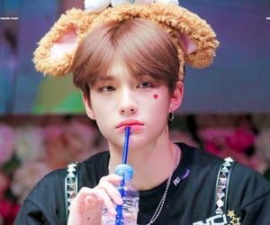 stray kids, kpop, and hyunjin image