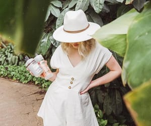 cacti, hat, and inspo image