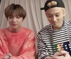 mark, donghyuck, and asian image