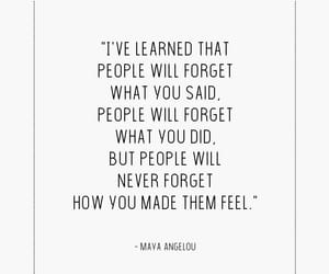 advice, kindness, and maya angelou image