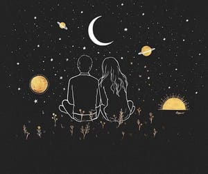 couple, love, and date image
