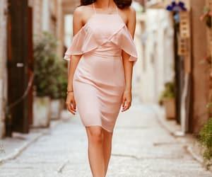 dresses, fashion, and graduation image