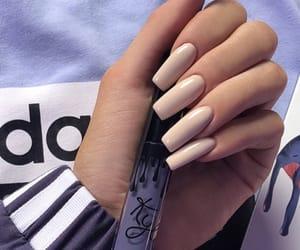 nails and adidas image