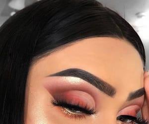 makeup, eyeshadow, and make image