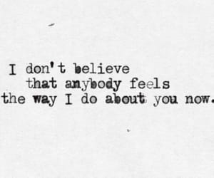believe, feels, and anybody image
