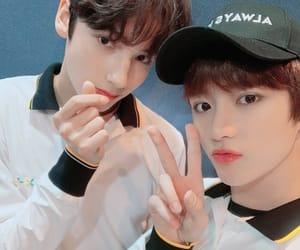 txt, beomgyu, and taehyun image
