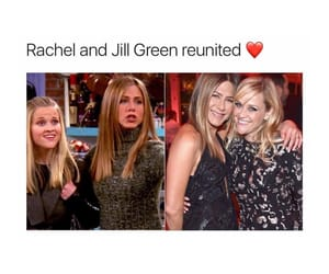 memories, tv show, and rachel green image