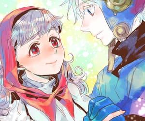 anime, colors, and anime girl image