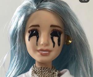 barbie, black, and blue image