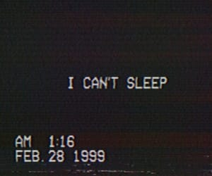 black and white, vhs, and quote image