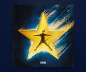aesthetic, star, and bazzi image