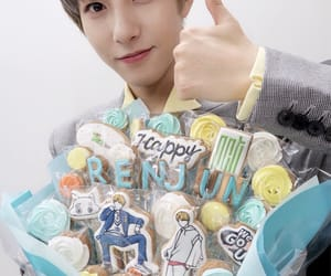 idol, renjun, and korea image