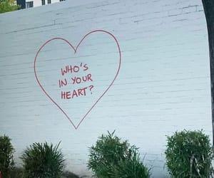 city, graffitti, and heart image