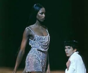 Naomi Campbell, 90s, and model image