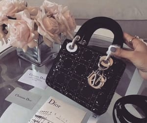 dior bag, inspiration, and girly style image