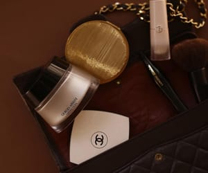 cosmetics, beauty, and chanel image
