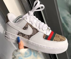 sneakers, gucci, and nike image