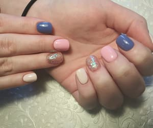 nails and springy image