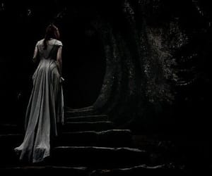 bride, persephone, and Darkness image