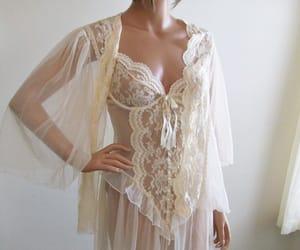 belleza, moda, and lenceria image