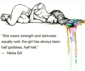 hell, Darkness, and quotes image