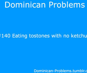 dominican, ketchup, and dominican problems image
