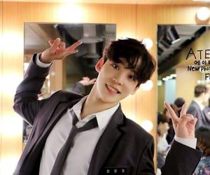 yunho, jeongyunho, and ateez image